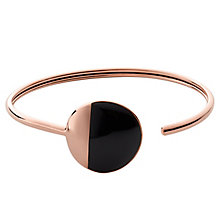 Skagen Elin Rose Gold Tone Bangle - Product number 5142008