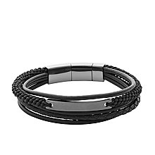 Fossil Men's Ion Plated Bracelet - Product number 5142199