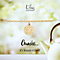 Lily Charmed Gold Plated Silver Rich Tea Biscuit Bracelet - Product number 5156300