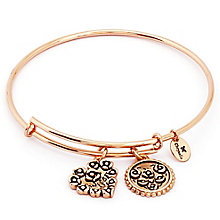Chrysalis Rose Gold plated Wife Bangle - Product number 5156599