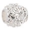 Chamilia Clear Winter Floral Bead - Product number 5156750