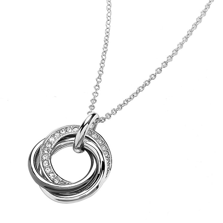 Buckley Silver Midnight Russian Pendant - Product number 5163870