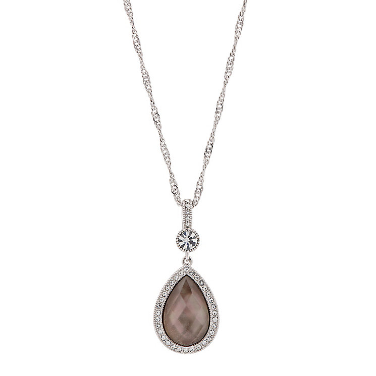 Buckley London SIlver Aura Pendant - Product number 5163889