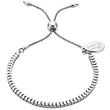 Buckley London Silver Tone Adjustable Bracelet - Product number 5164729