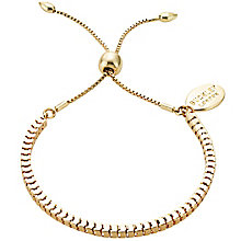 Buckley London Gold Tone Bolo Bracelet - Product number 5164737