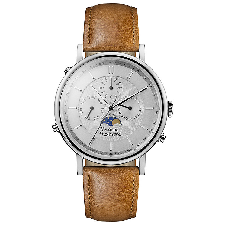 Vivienne Westwood Men's Stainless Steel Strap Watch - Product number 5168260
