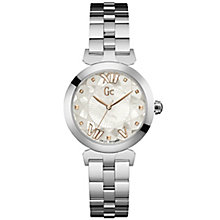 Gc Ladybelle Ladies' Stainless Steel Bracelet Watch - Product number 5177766
