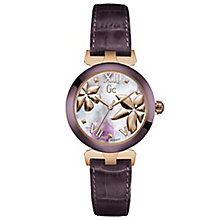 GC Ladybelle Ladies' Rose Gold Plated Bracelet Watch - Product number 5177782