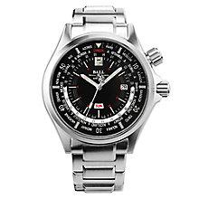Ball Engineer Master II Diver Worldtime Men's Bracelet Watch - Product number 5187702