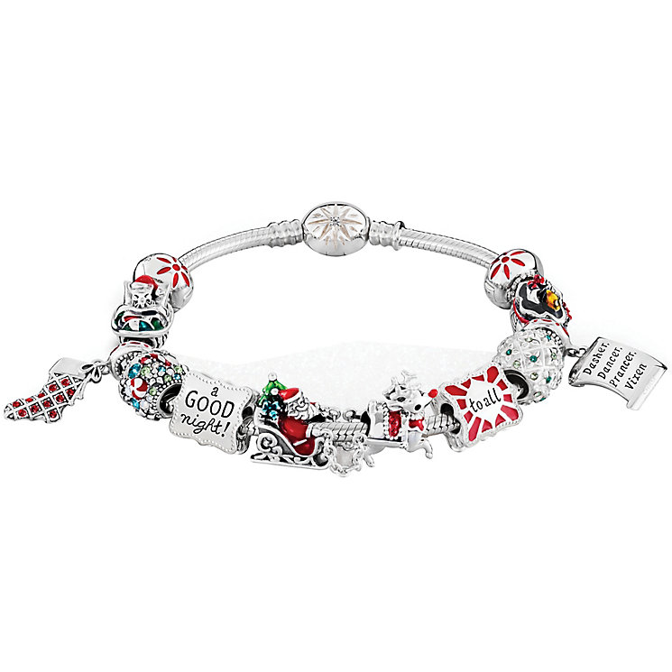 Chamilia Sterling Silver Night Before Christmas Gift Set - Product number 5196345