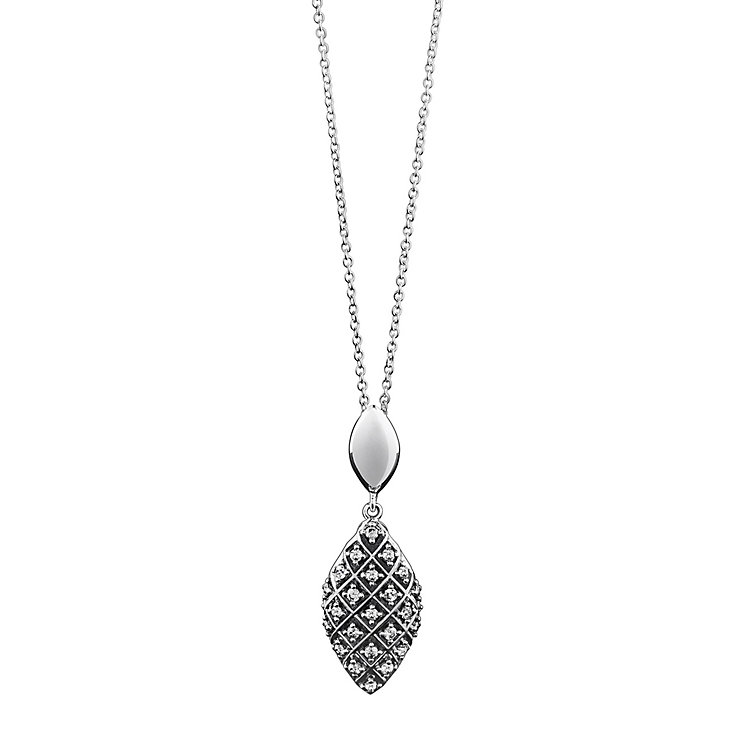 Chamilia Sterling Silver Alight Pendant - Product number 5196426