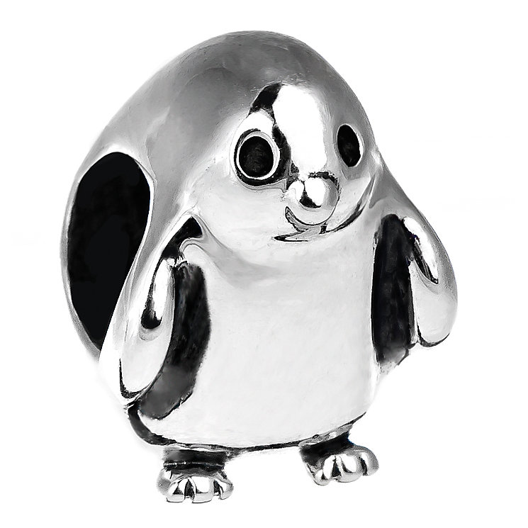 Chamilia Sterling Silver Penguin Bead - Product number 5196639