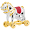 Chamilia Yellow Gold Electroplated Toy Horse Bead - Product number 5196671