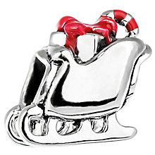 Chamilia Sterling Silver Santa's Sleigh Bead - Product number 5196787