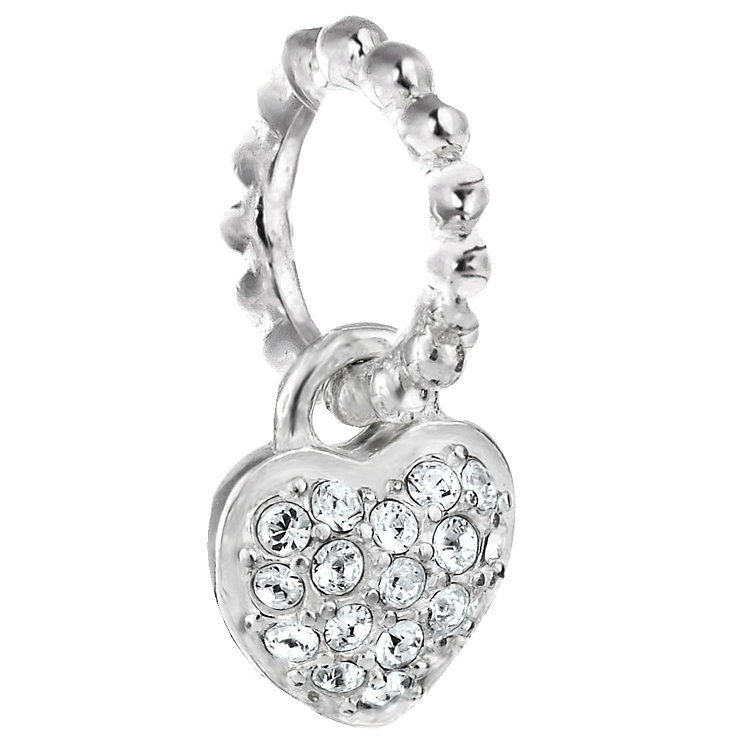 Chamilia Sterling Silver Petite Heart Charm - Product number 5196892
