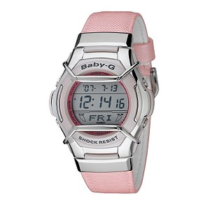 Baby-G Digital Pink Watch