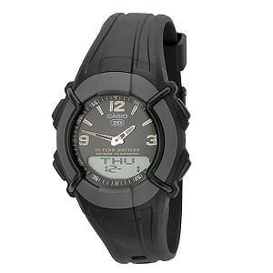 Casio Heavy Duty Tele Memo Watch