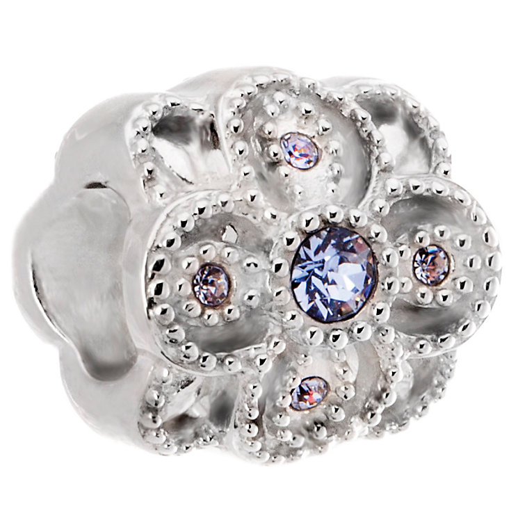 Chamilia Royal Lace Moonlight Swarovski Crystal Bead - Product number 5197953