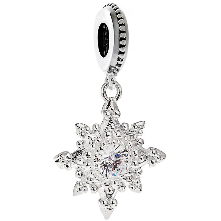 Chamilia Heirloom Lace Sterling Silver Star Charm - Product number 5198402