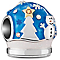 Chamila Sterling Silver Snow Globe Bead - Product number 5198526