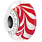 Chamilia Sterling Silver Murano Glass Sweet Twist Bead - Product number 5198577
