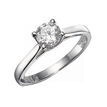 18ct White Gold 3/4 Carat Forever Diamond Ring - Product number 5203902