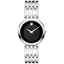 Movado Esperanza Ladies' Stainless Steel Bracelet Watch - Product number 5204860