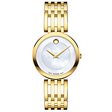 Movado Esperanza Ladies' Two Colour Bracelet Watch - Product number 5205018
