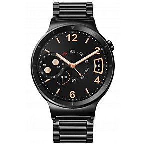 Huawei W1 Active Black Stainless Steel Bracelet Smartwatch - Product number 5210437