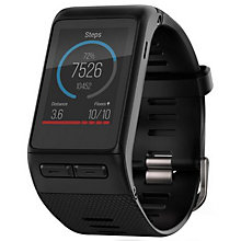 Garmin Vivoactive HR GPS Black Smartwatch Size Regular - Product number 5210488