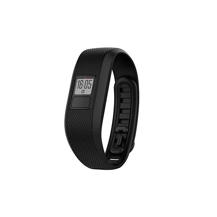 Garmin Vivofit 3 Black Silicone Smartwatch Size Regular - Product number 5210526