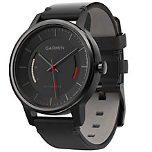 Garmin Vivomove Classic Activity Tracker - Black - Product number 5210607