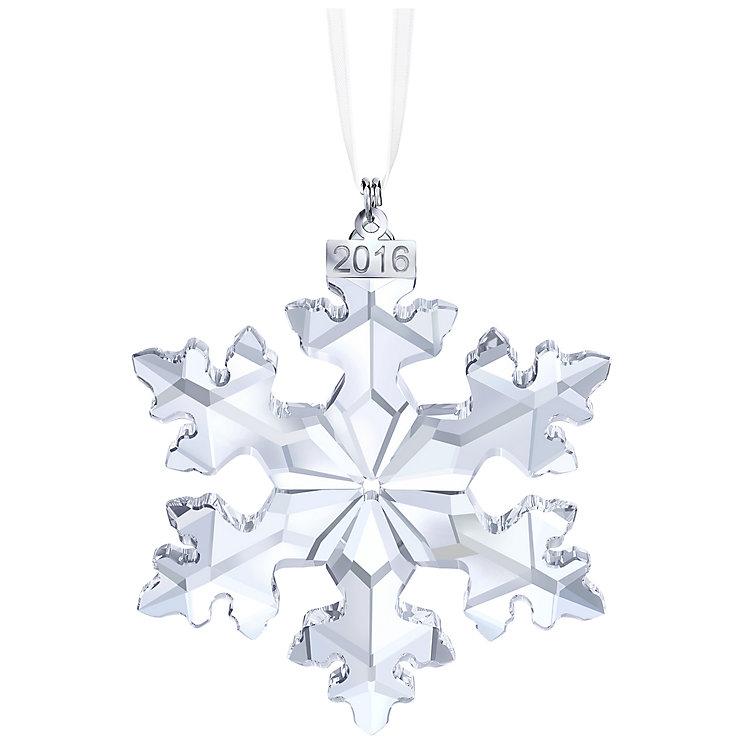 Swarovski Crystal Snowflake Ornament - Product number 5216451