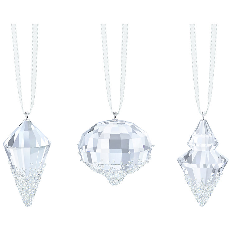 Swarovski Crystal Ornament Set - Product number 5216516