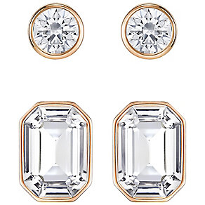 Swarovski Harley Rose Gold Plated Earring Set - Product number 5216540