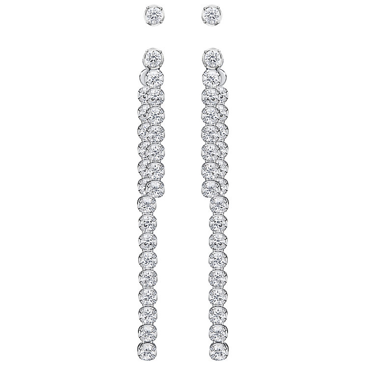 Swarovski Crystal Earring Jacket - Product number 5216567