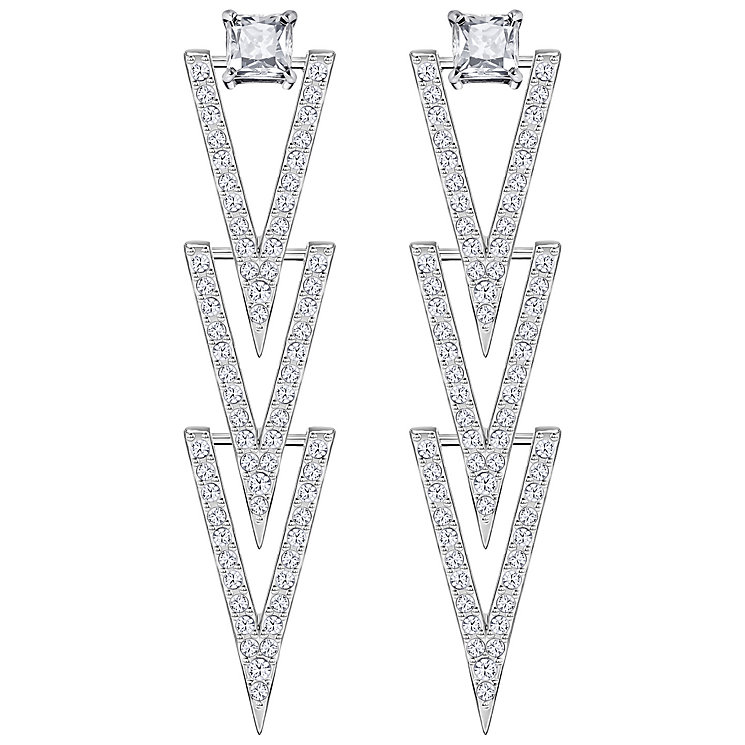 Swarovski Funk Crystal Drop Earrings - Product number 5216974