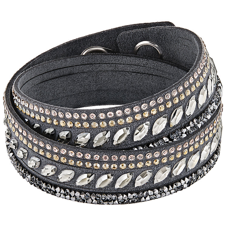 Swarovski Grey Slake Bangle - Product number 5217059
