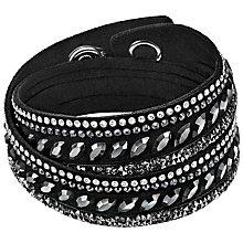 Swarovski Black Slake Bangle - Product number 5217083