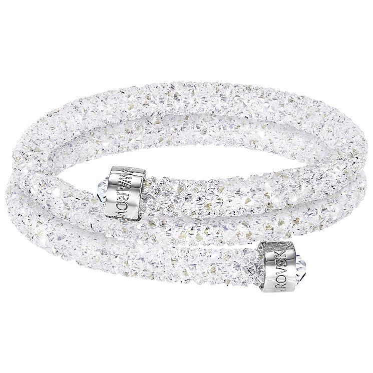 Swarovski White Crystal Dust Bangle - Product number 5217148