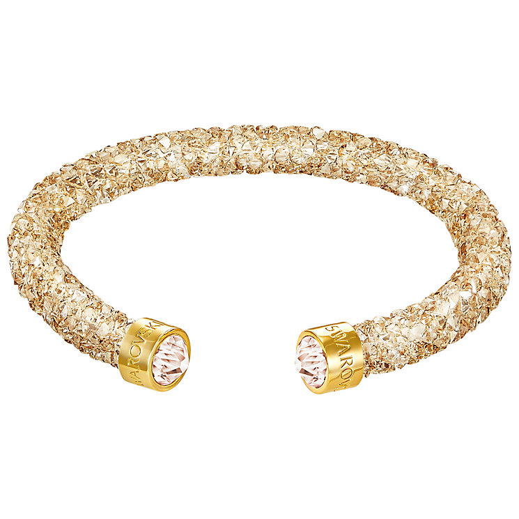 Swarovski Gold Crystal Dust Cuff - Product number 5217229