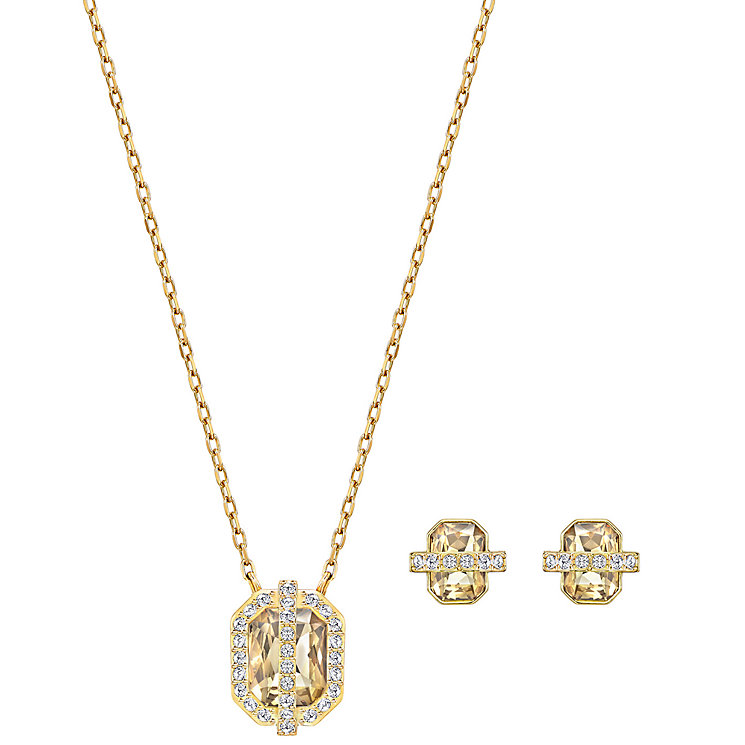 Swarovski Favor Jewellery Set - Product number 5217741