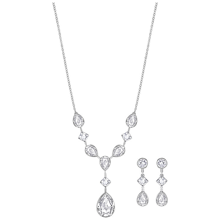 Swarovski Folk Pendant and Earring Set - Product number 5217776