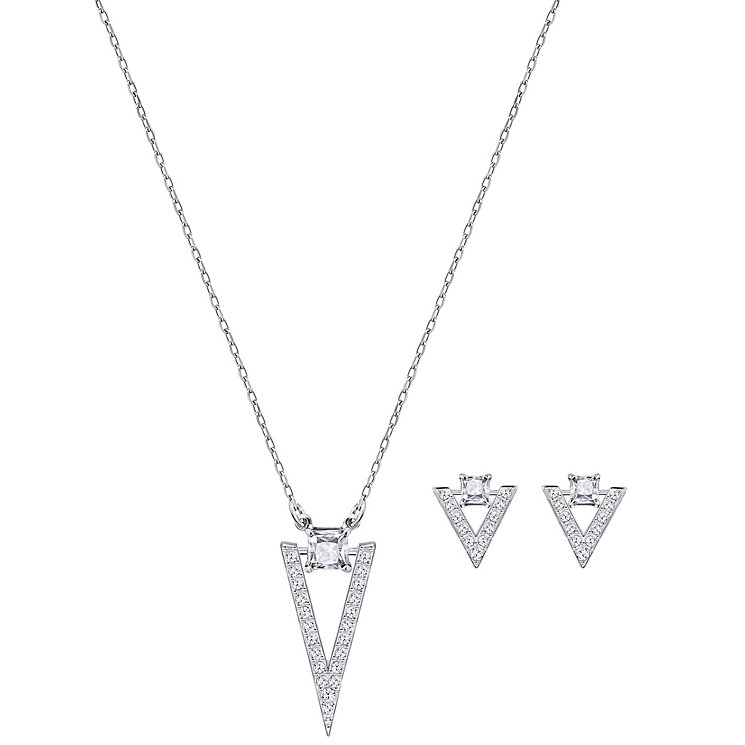 Swarovski Funk Jewellery Set - Product number 5217784