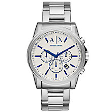 Armani Exchange Men's Stainless Steel Bracelet Watch - Product number 5218535