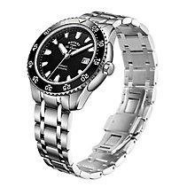 Rotary Legacy Men's Stainless Steel Bracelet Watch - Product number 5220572