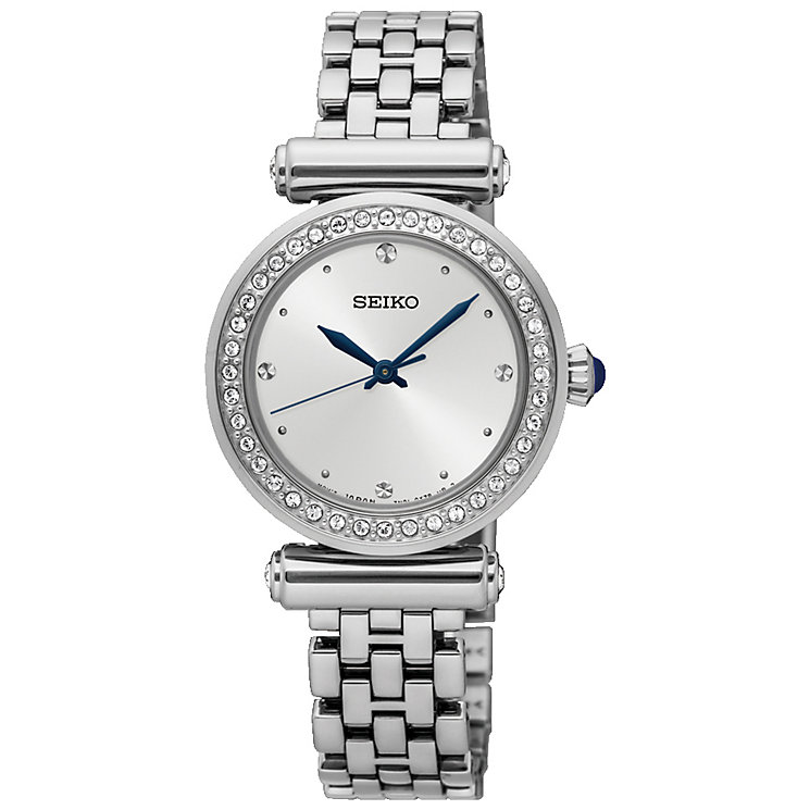Seiko Conceptual Ladies' Stainless Steel Bracelet Watch - Product number 5222192
