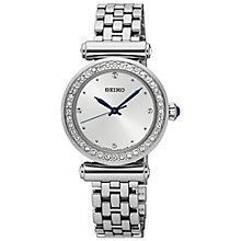 Seiko Ladies' Stainless Steel Bracelet Watch - Product number 5222192