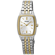 Seiko Ladies' Two Colour Bracelet Watch - Product number 5222222