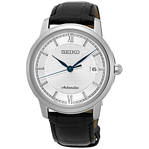 Seiko Automatic Men's Stainless Steel Strap Watch - Product number 5222338
